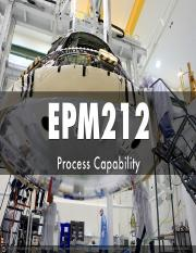 Lecture 8-Process Capability
