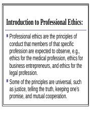 Introduction to Professional Ethics.ppt