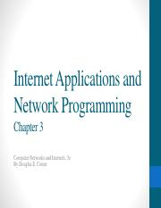 C3 Internet Applications and Network Programming(1)(1).pdf