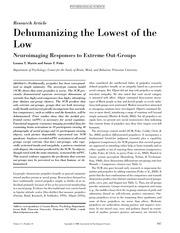 carolyn4-20Harris & Fiske, 2006_dehumanizing and fMRI