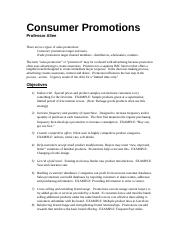6. Consumer promotions.doc