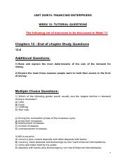 Week 12- Tutorial Questions(1).pdf
