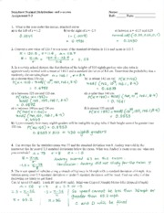 Test Review Unit 1 Answer Key