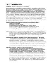 Steps to creating business sustainability SP21 2014.docx