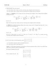 MATH 220 Spring 2014 Midterm 1 Solutions