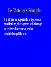 Le Chateliers Principle-1.ppt