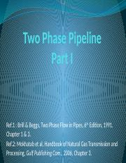 Basic Concepts and Class a and b two phase flow models