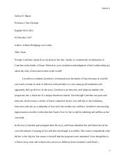 Essays About Health Care  Pages Marzo Nerlys Engl Faust Essaydocx Business Communication Essay also Interview Essay Paper Word Count  Marzo  Nerlys D Marzo Professor Chris Feriante  How To Write A Research Essay Thesis