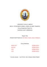 Guide of Shariah Audit Group Submission.doc