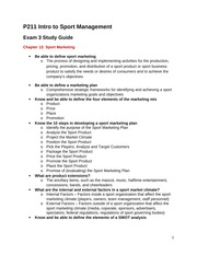 sports_management_study_guide exam 3