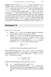 College Algebra Exam Review 325