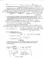 Ap chemistry crash course pdf 2015 form