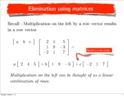 Numerical Analysis Lecture 8 Notes