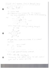 Class Note Electric Flux and Gauss Law