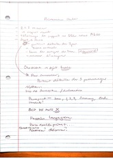 classnotes of how to formulate a presentation