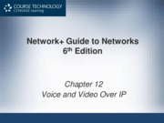 NETWORK +_PPT_ch12