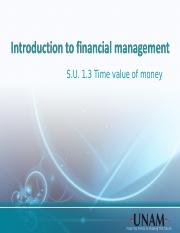 AMF3871_Intro_to_MF___Time_value_of_Money