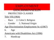 GB110 2014 CHAP 14 EMPLOYMENT DISCRIMINATION