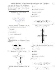 Electric Potential and Energy Quiz-solutions.pdf