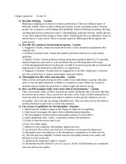 Chapter questions 14 and 15.docx