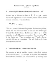 Lecture 4 on Introduction to Classical Electrodynamics