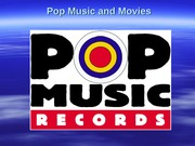 Pop Music and Movies (1)
