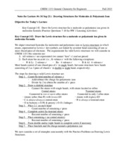 F15 CHEM 1151 Lecture 6 Notes (M Sep 21)