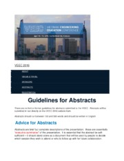 05_Guidelines_Abstract Writing_VEEC 2016.docx