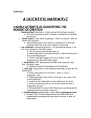 CH 2 - A Scientific Narrative2