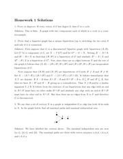 Math 345 Assignment #1