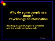 Psychology of Intoxication s12 web