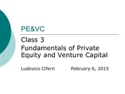 PE&VC Feb 06 2015_Lecture 3_Fundamentals