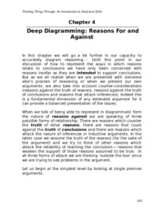 Chapter 4 - Deep Diagramming