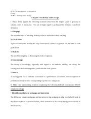 Vocabulary and Concepts-Chapter 4.docx