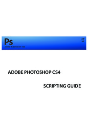 Photoshop CS4 Scripting Guide