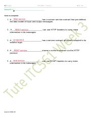 ITC561 Week 3 Tute Solution.pdf