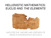 EUCLID AND THE ELEMENTS.pdf