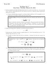 Econ 205 PS 7 Solutions 2016.pdf