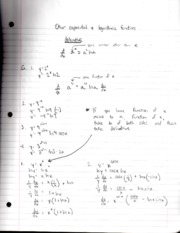 Derivative Functions