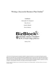 BizBlock Writing a Successful Business Plan Sp2012 Revision.pdf