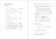 Answers for 2006 midsemester exam