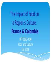 France & Colomia Food & Culture.pptx