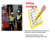 NMIT 12 - MRI 2307 MHSSEM - Safety Auditing Chap 12