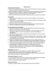 g160-Study Guide 2a (1).doc