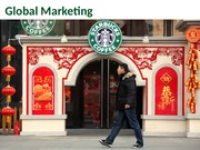 MKT 304 (Section 02) Class 18 - Global Marketing - Course Website Post