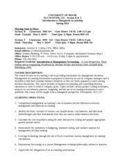 JCollins ACC_212_Syllabus_Spring _2014 R & T sections