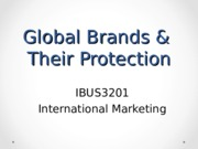IBUS3201 Session 14- Global Brands(1)