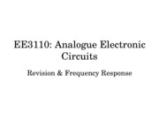 EE3110-AEC-2008-Revision & Frequency Response