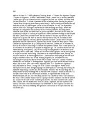 persuasive essay flowers for algernon