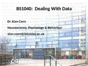 BS1040 Dealing with data(1)
